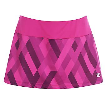 Wilson Damen Damen Perf Tennis Sport Training Rock Activewear