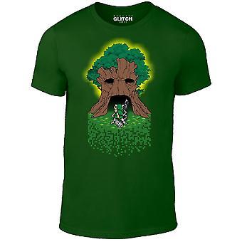 Men's the groot deku tree t-shirt - inspired by guardians of the galaxy & zelda