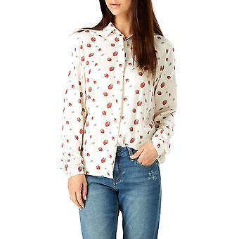 Sugarhill Boutique Femme-apos;s Blair Strawberry Blouse