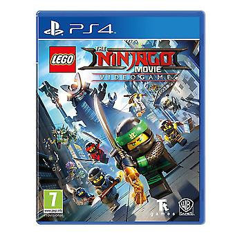 Lego Ninjago Movie Game Videogame PS4 Game