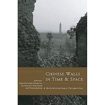 Chinese Walls in Zeit und Raum: eine multidisziplinäre Perspektive (Cornell-Ostasien-Studien)