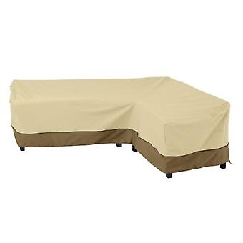Accessori classici Veranda L-shaped Right-Facing Lounge Set Cover, X-Large (56-302-051501-Ec)