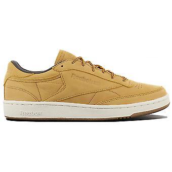 Reebok Club C 85 WP BS5205 Shoes Beige Sneakers Sports Shoes