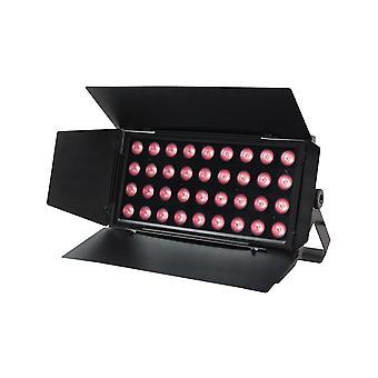 Equinox Cabaret Farbe Bühne waschen BeleuchtungSeffekt
