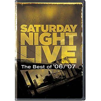 Saturday Night Live the Best of '06/'07 Widescreen DVD