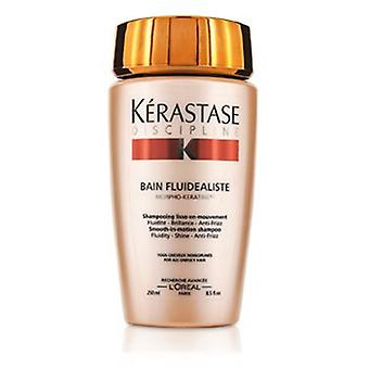Kerastase Discipline Bain Fluidealiste Smooth-in-motion Shampoo (voor All Unruly Hair) 250ml/8.5oz