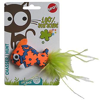 Agrobiothers Mini Fish Cat Toy (Cats , Toys , Plush & Feather Toys)