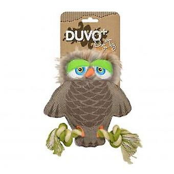 Duvo+ Toy Dog Owl Canvas (Dogs , Toys & Sport , Stuffed Toys)