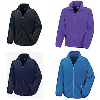 Resultaat Mens Core Fashion passen Outdoor Fleece jas