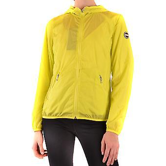Colmar Originals Ezbc124047 Women's Yellow Polyester Outerwear Jacket