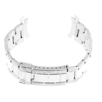 Clearance oyster watch bracelet stainless steel 20mm curved end