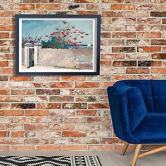 Winslow Homer - A Wall Nassau Poster Print Giclee
