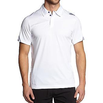 Adidas Adizero Wimby Polo G77663 τένις όλο το χρόνο ανδρών t-shirt