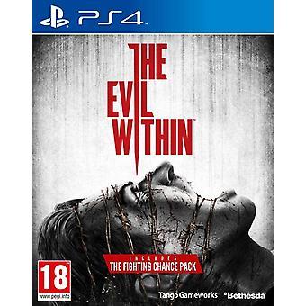 Het kwaad in PS4 spel