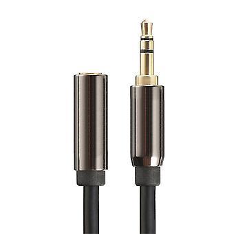 Câble d'extension sonore 3,5 mm mâle - 3,5 mm femelle, 1,5 m