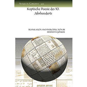 Koptische Poesie Des 10. Jahrhunderts by Junker & Hermann