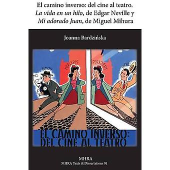 El Camino Inverso del Cine Al Teatro. la Vida En Un Hilo de Edgar Neville y mi Adorado Juan de Miguel Mihura by Bardzinska & Joanna