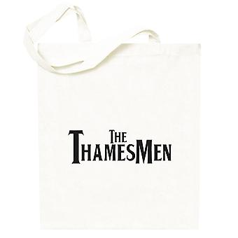 Spinal Tap The Thamesmen Logo Totebag