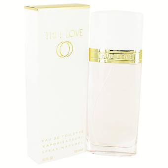 True Love de Elizabeth Arden Edt vaporizador 100ml