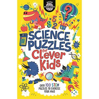 Science Puzzles for Clever Kids by Gareth Moore