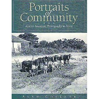 Portraits of Community by Govenar A - 9780876111536 Book