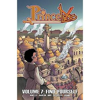 Princeless Volume 7 - Find Yourself von Jeremy Whitley - 9781632294388