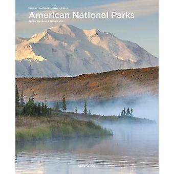 American National Parks - Alaska - Northern & Eastern USA by Melan