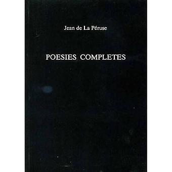 Poesies Completes (Exeter French Texts)