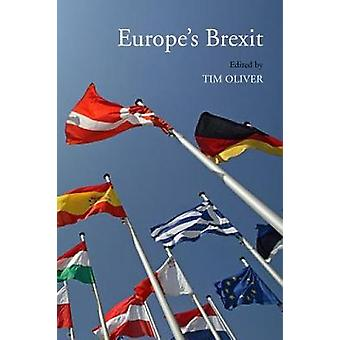 Europe's Brexit by Tim Oliver - 9781788210522 Book