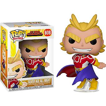 My Hero Academia All Might (Silver Age) Pop! Vinyle