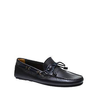 Sebago Hombres's Tirso Tie Leather Loafers