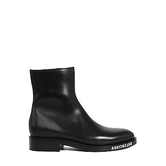 Balenciaga 590717wa6f01000 Men's Black Leather Ankle Boots