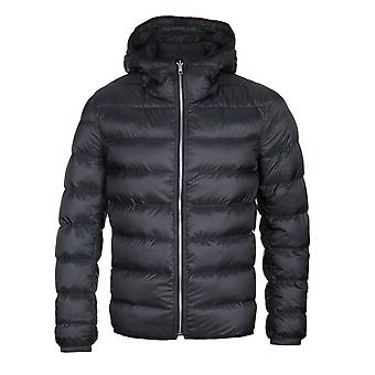 Ten C Hooded Black Reversible Down Liner