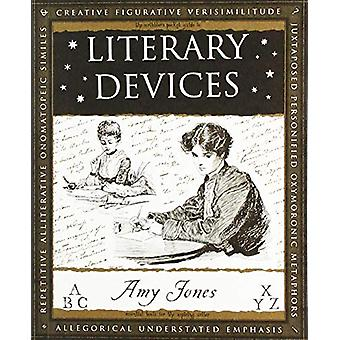 Literary Devices by Amy Jones - 9781904263067 Book