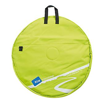 B&W Double Wheel Guard L Wheel Bag, Verde
