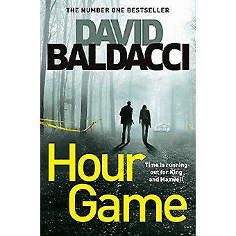 Hour Game by David Baldacci - 9781529003321 Book