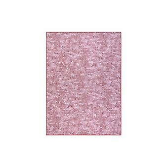 Rug wall-to-wall SOLID blush pink 60 CONCRETE