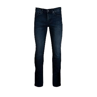 BOSS Athleisure Boss Delaware 3-1 Slim Fit Jeans Medium Blue