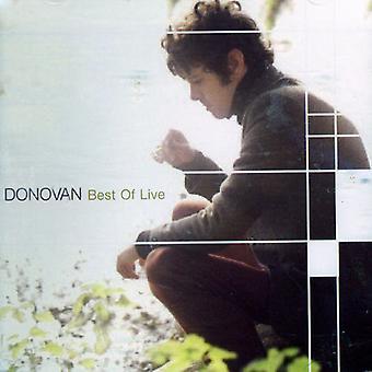 ドノヴァン - ドノバン ライブ [CD] USA 輸入のベスト