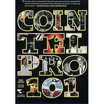 Freedom Archives: Cointelpro 101 [DVD] USA import