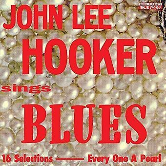 John Lee Hooker - Sings Blues [Vinyl] USA import
