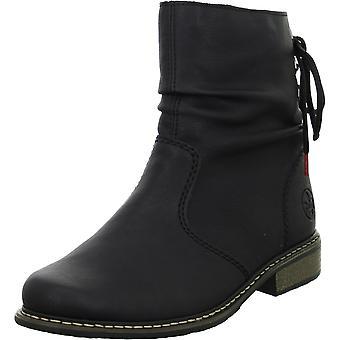 Rieker Z49L100 אוניברסלי כל השנה נעלי נשים