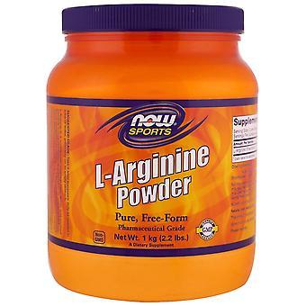 Now Foods, Sports, L-Arginine Powder, 2.2 lbs (1 kg)
