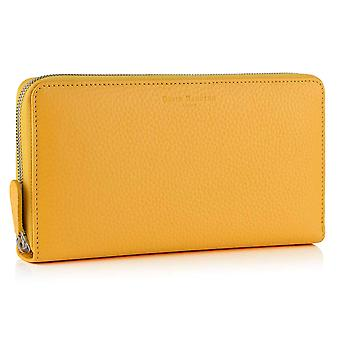 Aztec Yellow Richmond Leather Travel Wallet