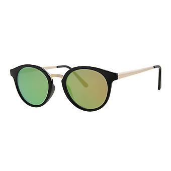 Lunettes de soleil Dames Femme Kat. 3 noir/vert (L5124)
