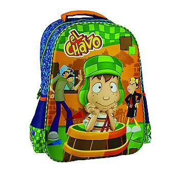 El Chavo Backpack in 3D AnimadoAnimated Cartoon