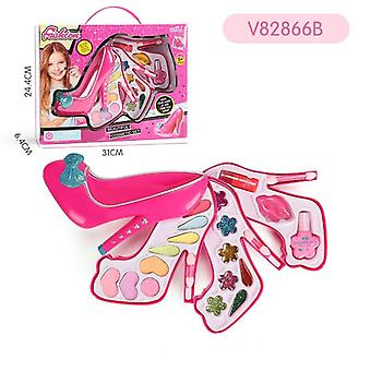 Princess Makeup Beauty Safety Non-toxic Kit Toys Dressing Cosmetic Girl