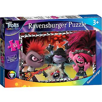 Ravensburger Trolls 2 World Tour 35pc Jigsaw Puzzle