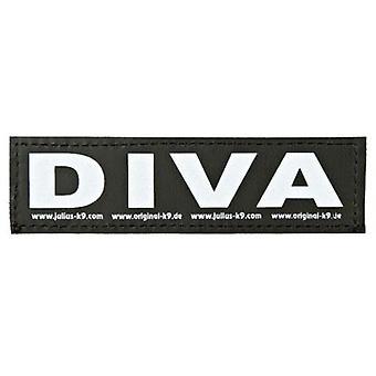 Trixie Trixie 2 Velcro Julius-K9 Diva hunden krage