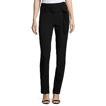 Theory | Belted Ponte Pants